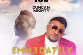 Download Ice K Artquake EMMEDATELY Ft Duncan Mighty Mp3 Download, Download Duncan Mighty EMMEDATELY Immediately Mp3 Song Download.