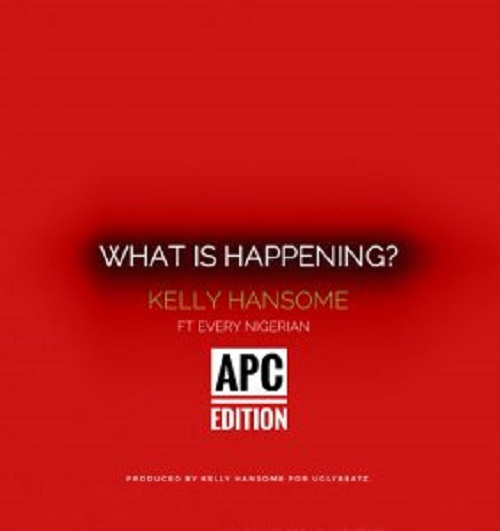 DownloadKelly Hansome What is Happening Mp3 Download