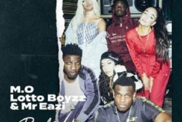 Download M.O Bad Vibe Mp3 Download M.O ft Lotto Boyzz & Mr Eazi Bad Vibe Mp3 Song.