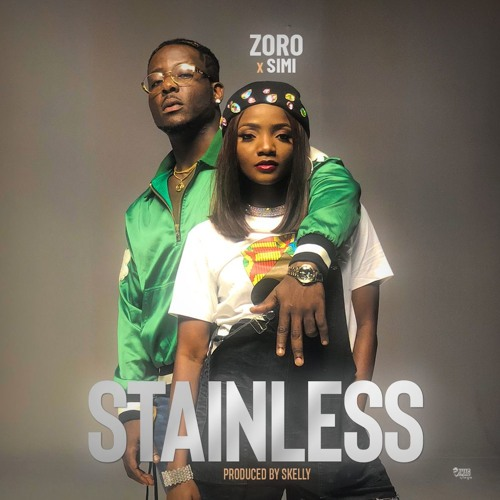 Download Zoro ft Simi Stainless Mp3 Download, Zoro Stainless Mp3 Download, Simi Mp3 Song Download, Zoro and Simi Song Download.