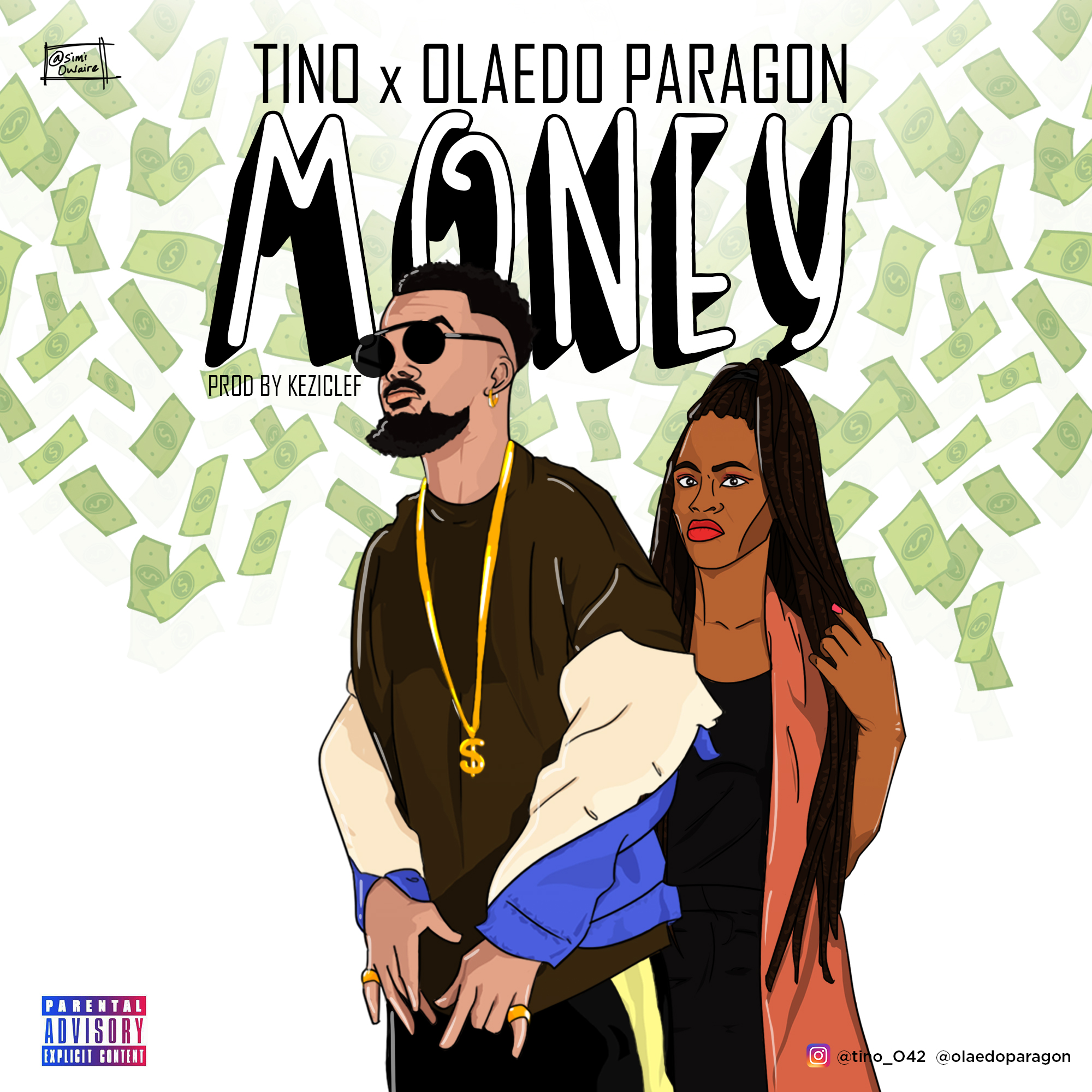 Download Tino ft Paragon Money Mp3 Download