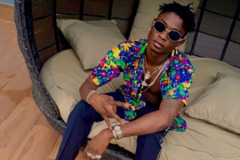 Oya gbese na! Again o! Dapada again o! - Lil Kesh on a new song.