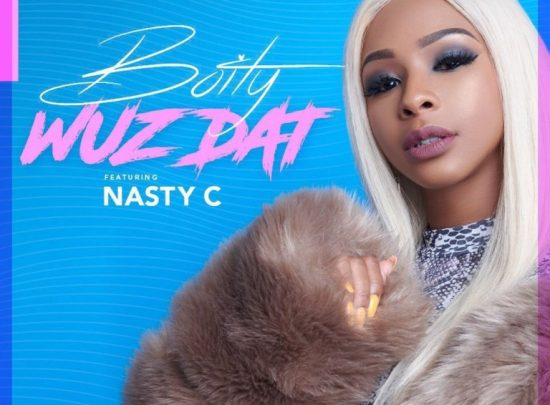 Boity Wuz Dat Mp3 Download Wuz Dat by Boity ft Nasty C