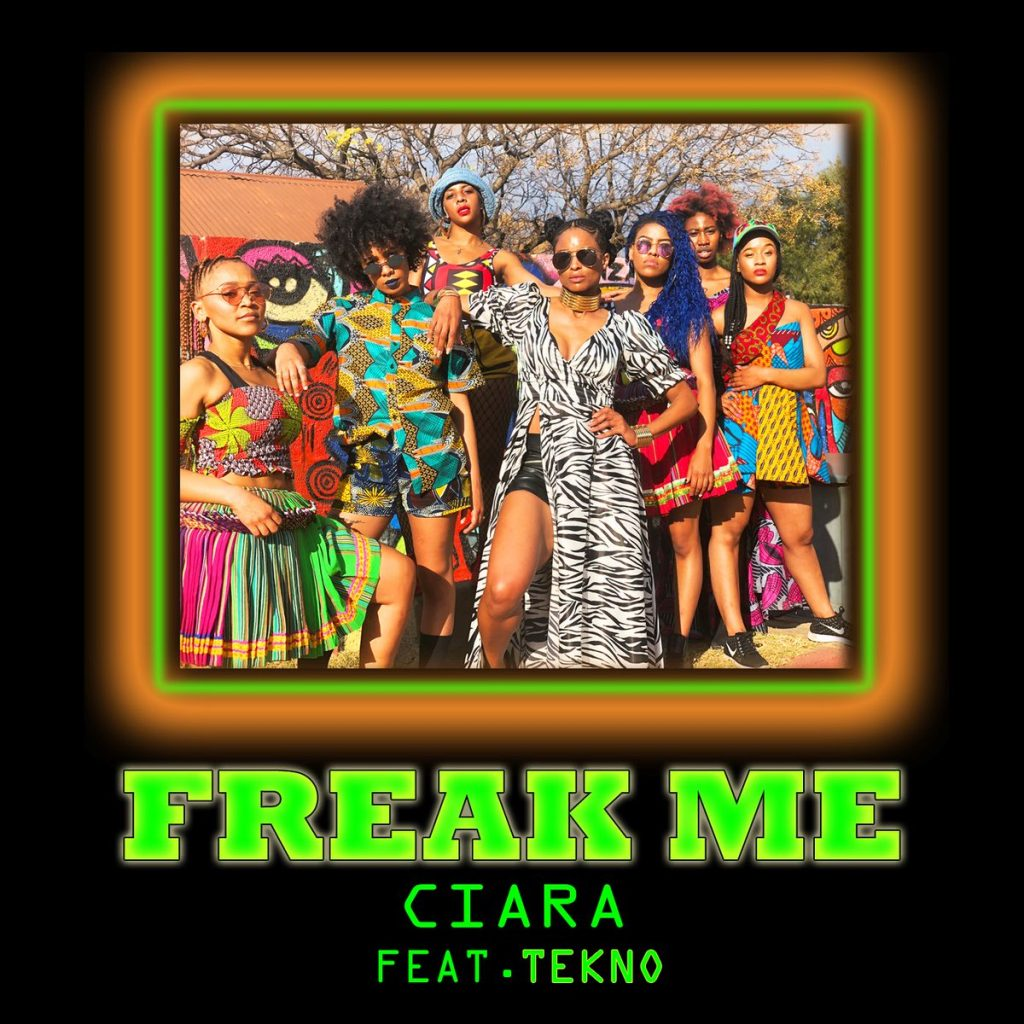 Download Ciara ft. Tekno  Freak Me  Mp3 Download