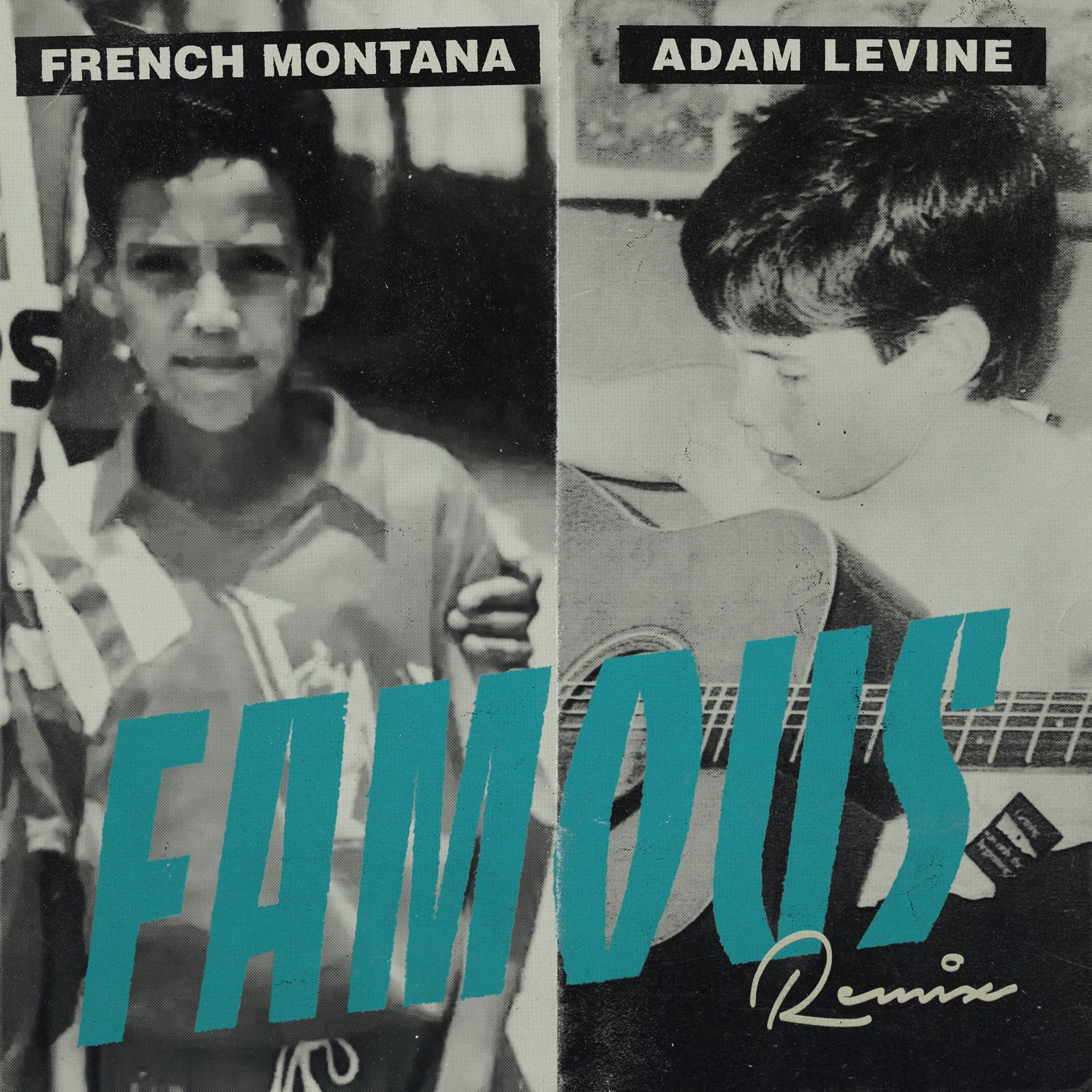 DownloadFrench Montana ft. Adam Levine Famous (Remix) Mp3 Download