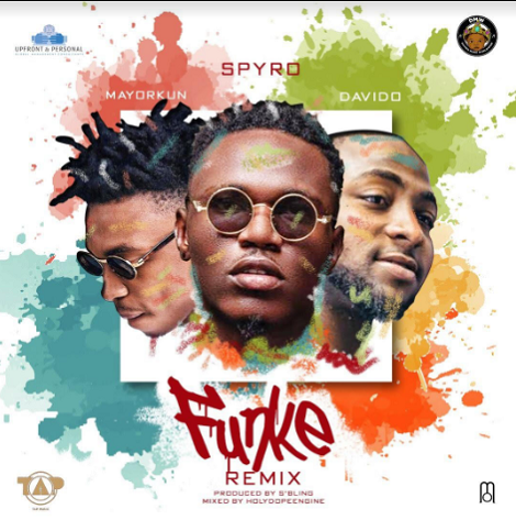 Download Spyro Funke Remix ft. Davido & Mayorkun Mp3 Download Funke Remix Mp3 Song Download Spyro ft Davido and Mayorkun Funke Remix Audio Song Download.
