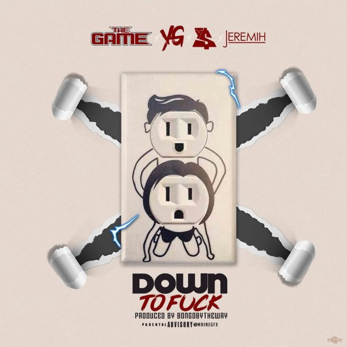 Download The Game Ft. YG, Ty Dolla Sign & Jeremih Down To Fuck Mp3 Download