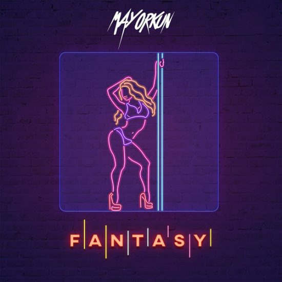 Mayorkun Fantasy Mp3 Download Fantasy by Mayorkun