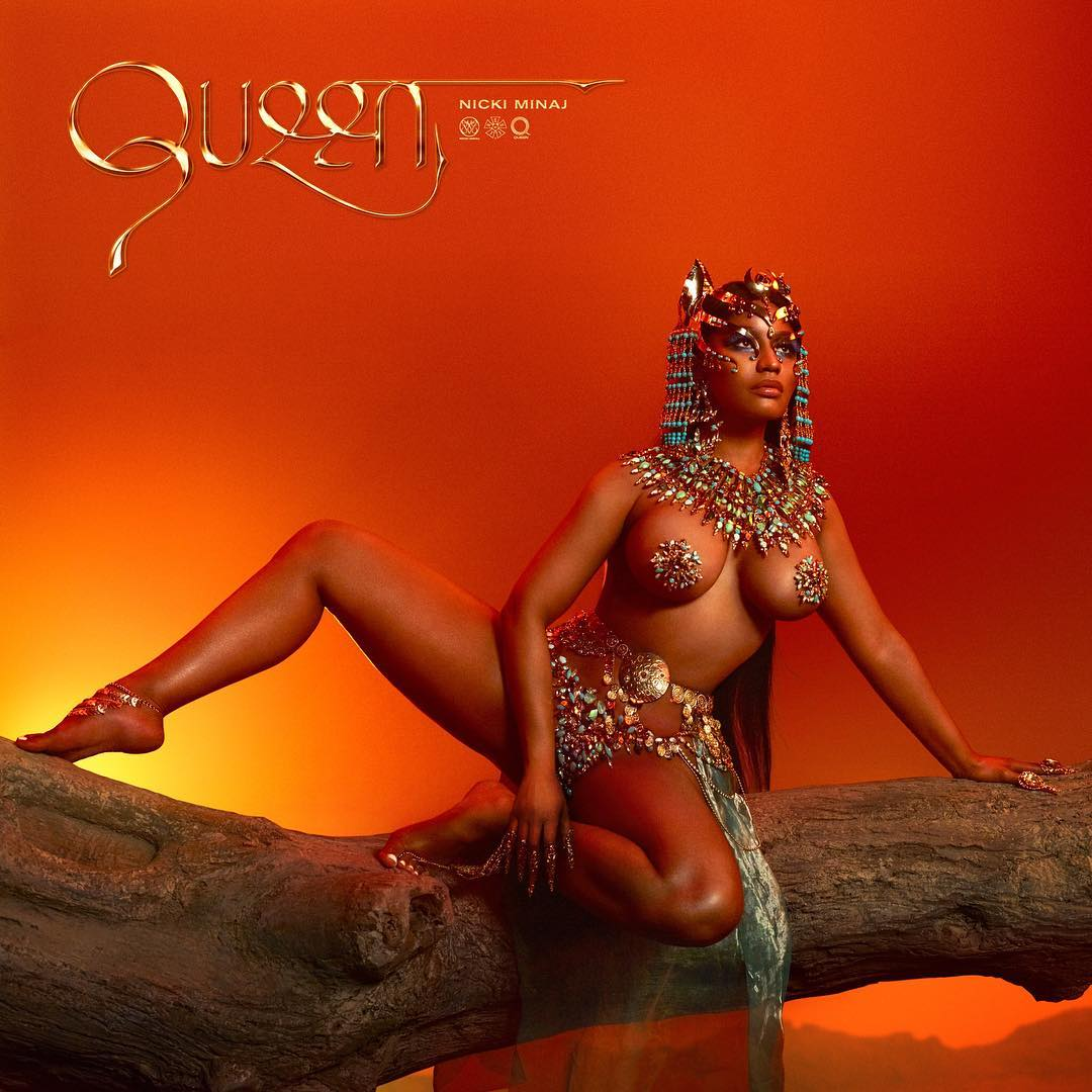 Download Nicki Minaj ft. Eminem & Labrinth Majesty Mp3 Download
