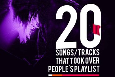 20 SongsTracks that took over people's playlist.