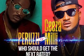 Ceeza Milli or Peruzzi, who should get the Next Rated