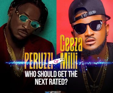 Ceeza Milli or Peruzzi, who should get the Next Rated?