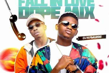 Download DJ Kaywise  Fall In Love Dope  Mixtape Download