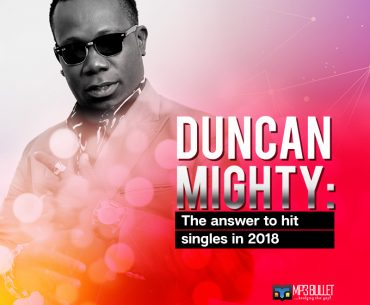Duncan Mighty: The answer to hit singles, in 2018!