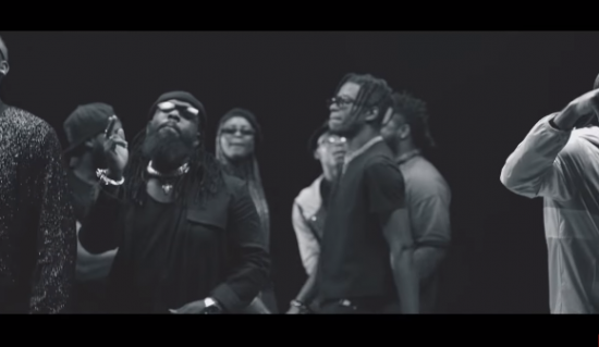 Timaya Bam Bam Video ft Olamide