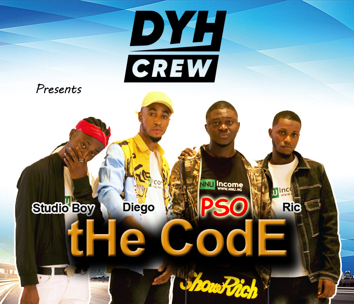 Download DYHCrew ft. PSO, Diego, Studio Boy & Ric tHe CodE Mp3 Download