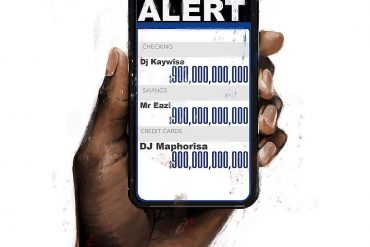Download Dj Kaywise & Dj Maphorisa ft. Mr Eazi Alert Mp3 Download