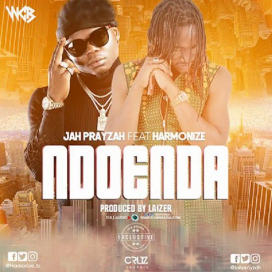 Jah Prayzah Ndoenda ft Harmonize Mp3 Download