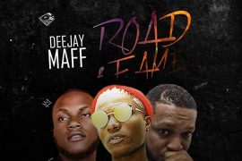Download Dj Maff  Road 2 Fame October Edition Mixtape Download