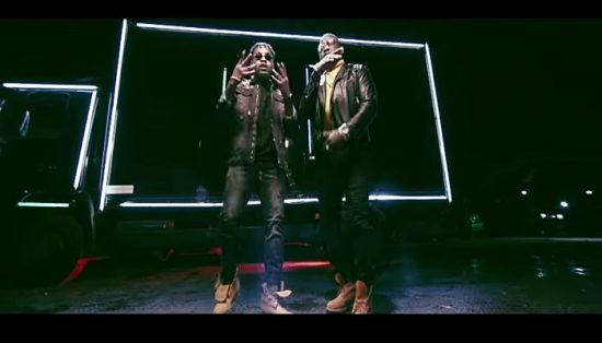 iLLbliss 40 Feet Container ft. Olamide Video