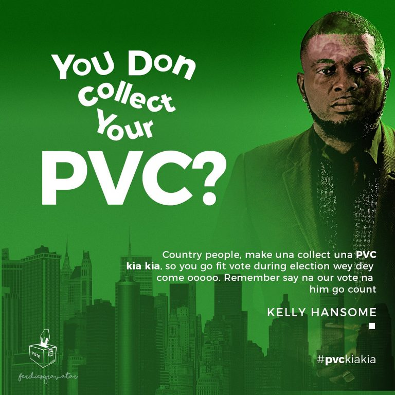 Kelly Hansome Vote Mp3 Download