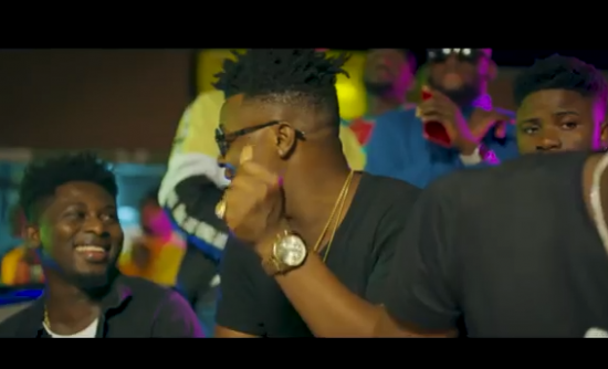 Skiibii Ft. Reekado Banks Sensima Video Download