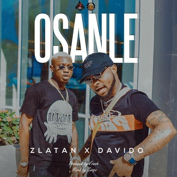 Zlatan Osanle Ft. Davido Mp3 Download