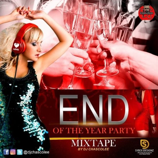"DJ Chascolee – ""End Of The Year Party"""