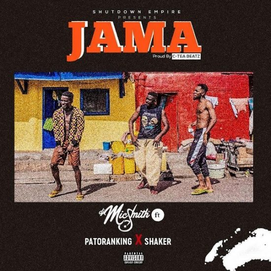 DJ Mic Smith Jama ft. Patoranking & Shaker Mp3 Download