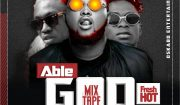 DJ Oskabo - Able God Mixtape