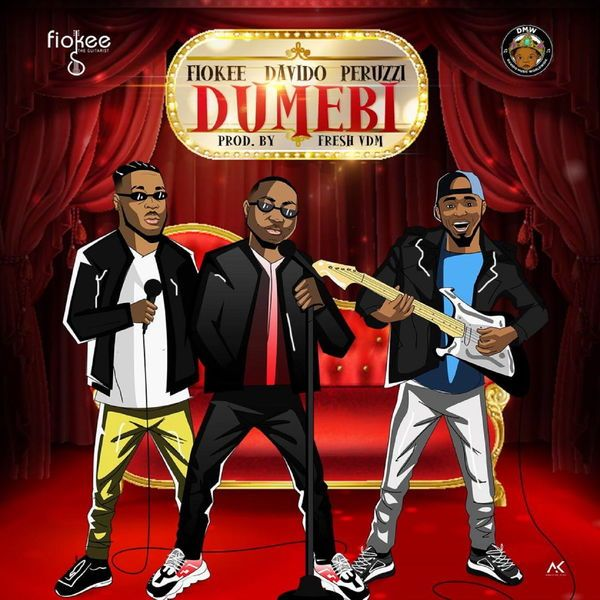 Fiokee x Davido x Peruzzi Dumebi Mp3 Download
