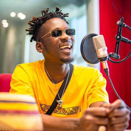 Mr Eazi - Top 10 Nigerian Singers, in 2018