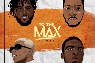 Nana Rogues ft. Wizkid, Zeenobwoy & Not3s To The Max (Remix) Mp3 Download Audio
