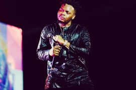 Olamide lands in trouble over preaching Blood Money in Logo Benz