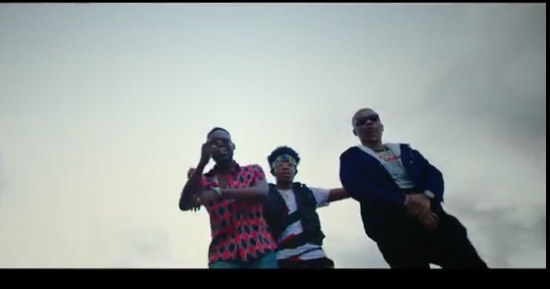 Sess Original Gangstar ft. Adekunle Gold, Reminisce Video