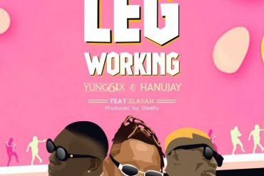 Yung6ix & Hanujay ft. Zlatan Leg Working Mp3 Download