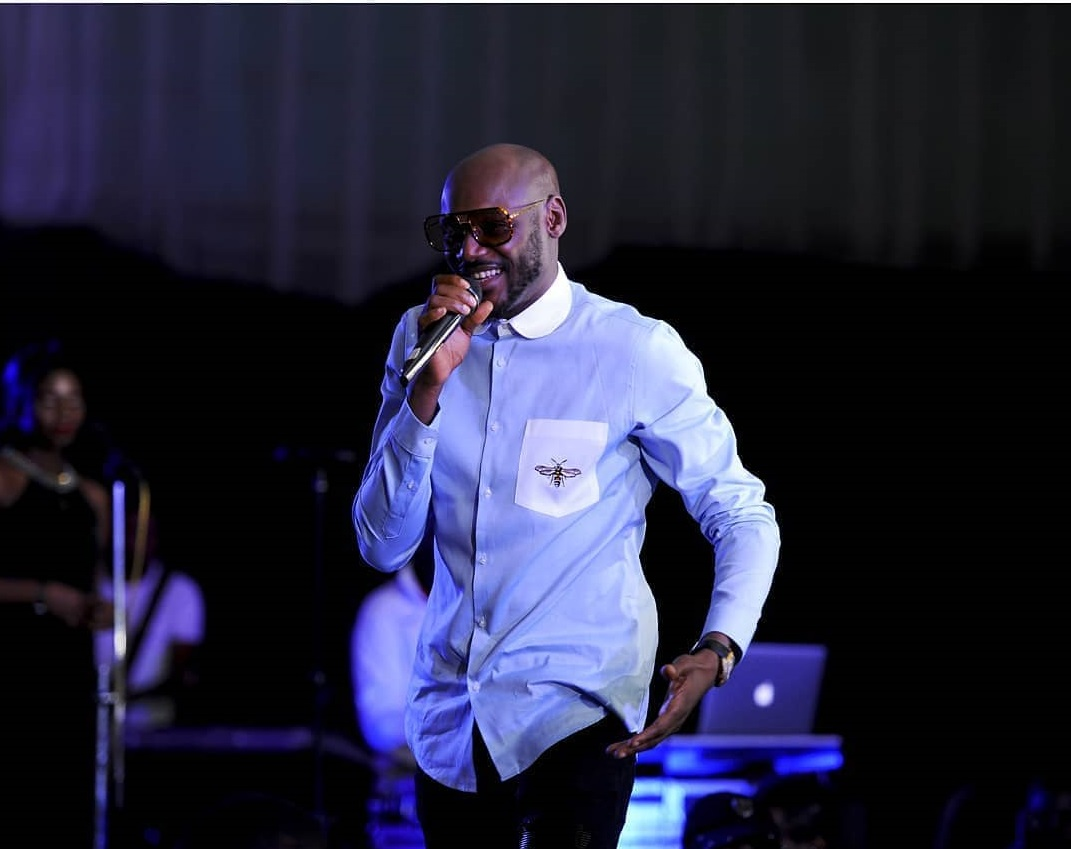 2Baba laments on Bad songs flooding airwaves, calls out NBC.