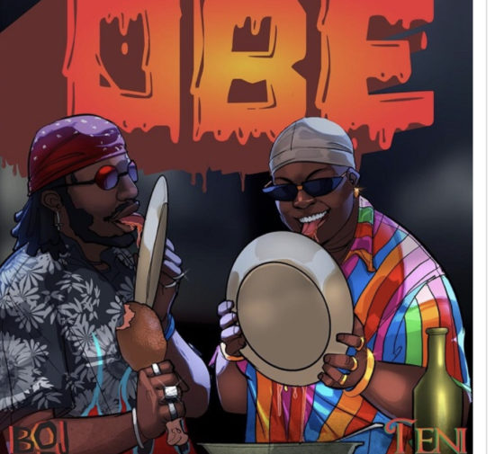 BOJ Obe ft. Teni Mp3 Download