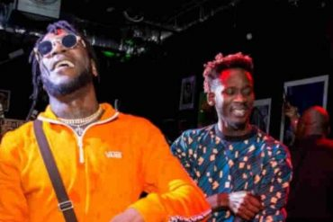 Burna Boy & Mr Eazi to perform at World's Biggest Music Festival, Coachella.