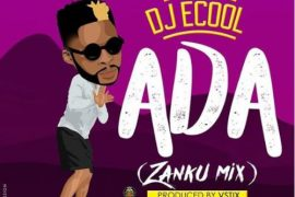 DJ ECool Ada (Zanku Mix) Mp3 Download