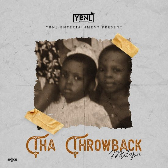 "DJ Enimoney – ""Tha Throwback Mixtape"""