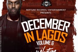 DJ Neptune - December In Lagos Vol 6 Mixtape