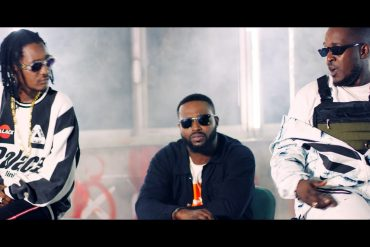 DJ Neptune Ft. MI & Jesse Jagz - Blood And Fire Video Download.