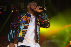 Davido Sells Out 20,000 Capacity London Arena