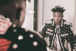 Lil Kesh breaks silence on Logo Benz uproar.