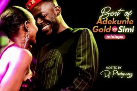 Mp3bullet ft. DJ Plentysongz Best Of Adekunle Gold & Simi Mix