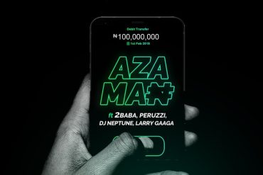 Slimcase - Azaman ft 2Baba, Peruzzi, DJ Neptune & Larry Gaaga Mp3 Download Slimcase Azaman Mp3 Song