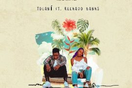 Tolani Otedola - Ba Mi Lo ft Reekado Banks Mp3 Download Tolani ft Reekado Banks Ba Mi Lo Mp3