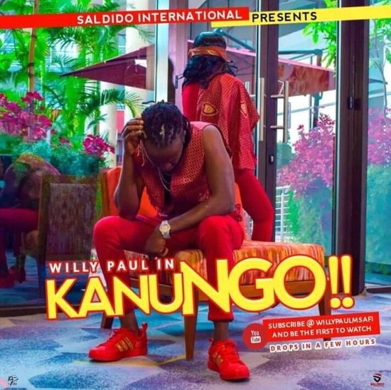 Willy Paul Kanungo Mp3 Download