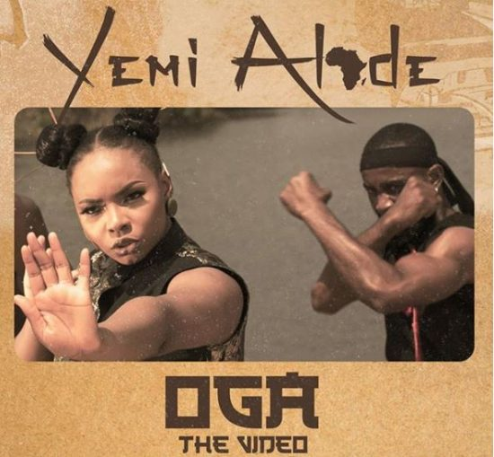 """Yemi ALade Oga Video Download - Yemi Alade shines into 2019 as she kicks off with a new music video. Yemi Aladepremieres the video to her 2018 single """"Oga"""" which was released November last year."""